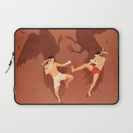 Thai Fighter Laptop Sleeve