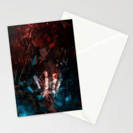 Cosmic Grunge Imprints Stationery Cards