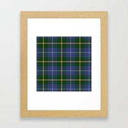 Tartan Of Nova Scotia Framed Art Print