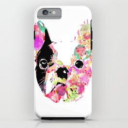 Gilbert the Frenchie iPhone Case