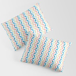 Ordered Peaches by the Sea Pillow Sham