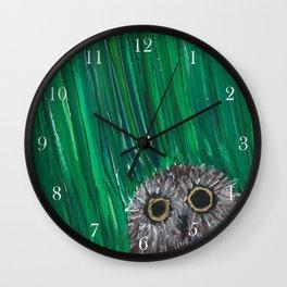 Zippy, The Owl Wall Clock