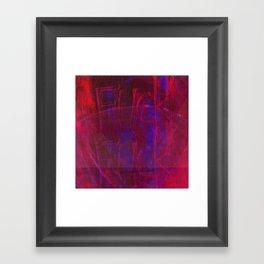 The Grand Fishing Tour 2K15 01 Framed Art Print