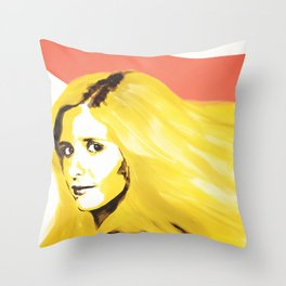 Buffy Throw Pillow