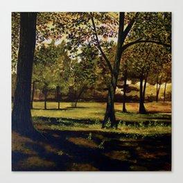 Light of Dawn Canvas Print