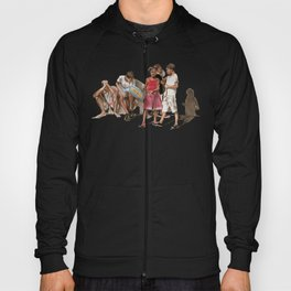 PRIDE OF BRAZIL (source photograph by Antonia Jenae' of IKONSEE Imagery) Hoody