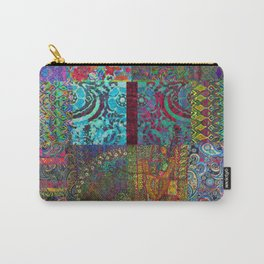 Bohemian Wonderland Carry-All Pouch