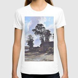 12,000pixel-500dpi - Jules Louis Dupre - The Estuary Farm - Digital Remastered Edition T-shirt