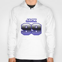 jack Hoodies featuring jack by daniel