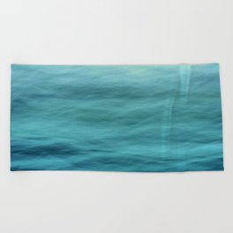 Ocean Blues Beach Towel