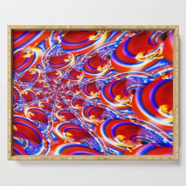 Fractal Party Serving Tray