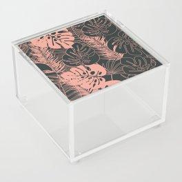 Tropical pattern 034 Acrylic Box