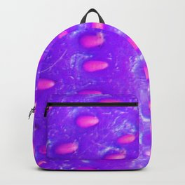 Strawberry Purple Backpack
