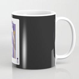 Queen of Clubs - The Wild Queen Coffee Mug