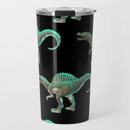 Spinosaurus Dinosaur Travel Mug