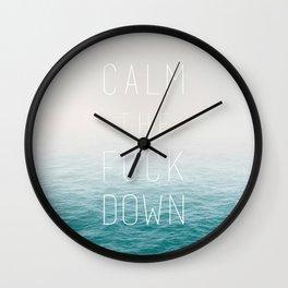CTFD Wall Clock