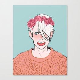 YOI Flower Boys - Viktor Canvas Print