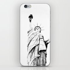 Lady L. iPhone & iPod Skin