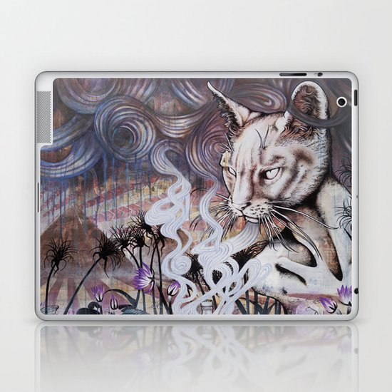 The Myth of Power Laptop & iPad Skin