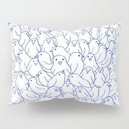 The Birdie Bunch Pillow Sham