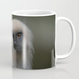 Face Of A Griffon Vulture Coffee Mug