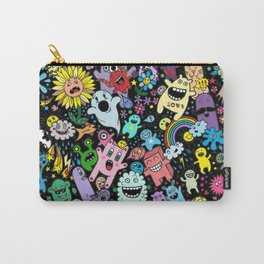 Doodle Night Carry-All Pouch