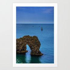 Durdle Door Dorset 2 Art Print