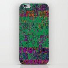 srd_4 iPhone & iPod Skin