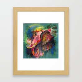 A Call from Nature Framed Art Print