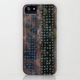 A Manicured Jungle iPhone Case