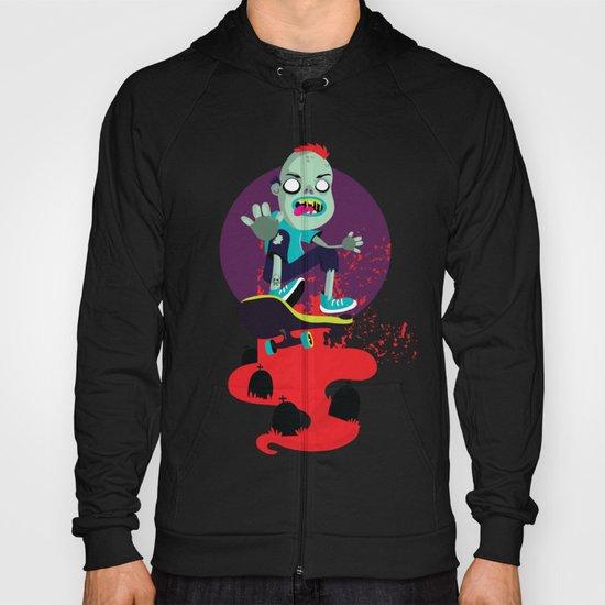 Skater zombie Hoody