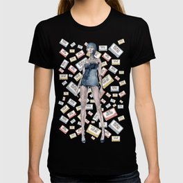 London Club Scene | Punk Rock Girl  T-shirt