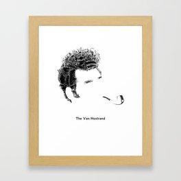 The Van Nostrand Framed Art Print