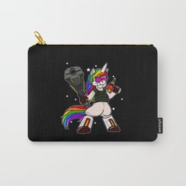 Sweet unicorn with rifle  for Unicorn lovers Carry-All Pouch