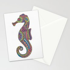 Kaleidoscope Seahorse Stationery Cards