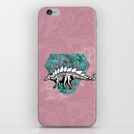 Stegosaur Fossil iPhone Skin