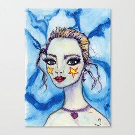 Gisella Canvas Print