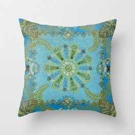Collaboration With Anonymous #1 Throw Pillow