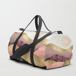 Blush Sun Duffle Bag