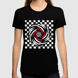 Checkered Meditation T-shirt