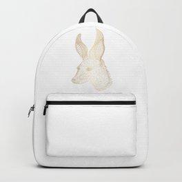 Gold Rabbit - LBC Backpack
