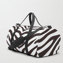 Zebra Pattern_A Duffle Bag