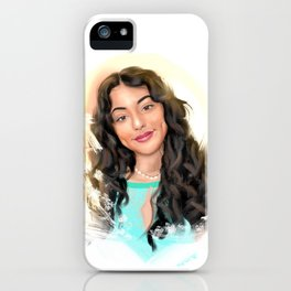 Malu iPhone Case