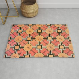 Floor Series: Peranakan Tiles 20 Rug