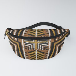 Mudcloth Fanny Pack