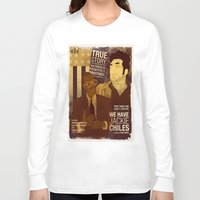 seinfeld Long Sleeve T-shirts featuring For Seinfeld Fans pt.2 by Alain Cheung