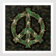 Peace Keepers Art Print
