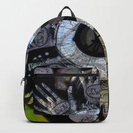 Cosmic Boho Junk Backpack