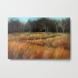 After the Fall Metal Print