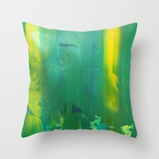 Abstract Painting 8 Throw Pillow